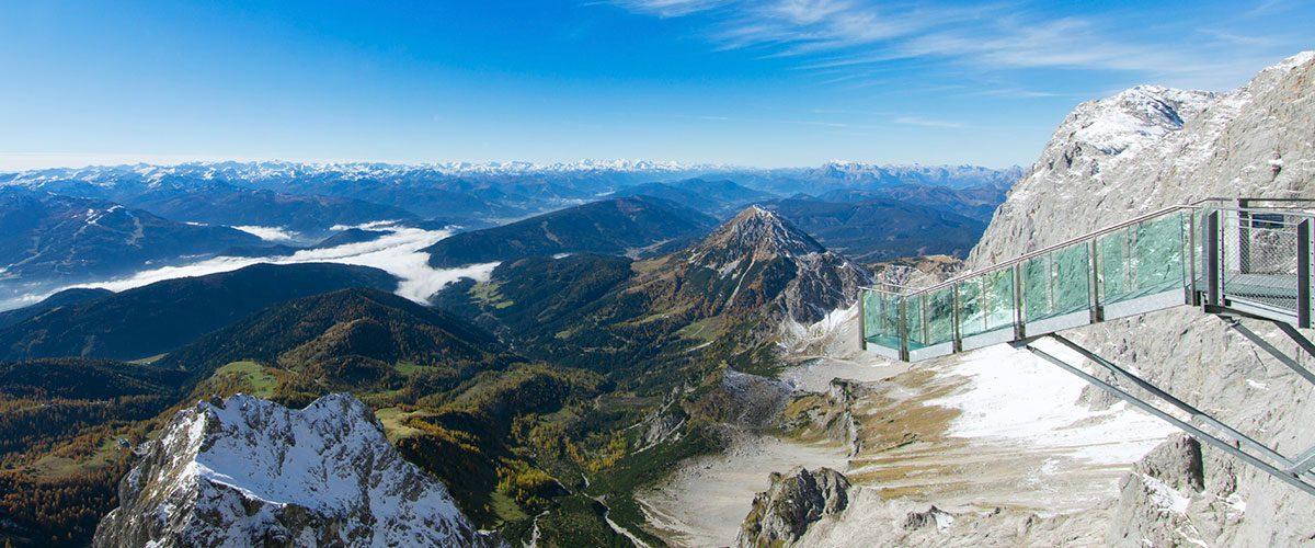 Dachstein - Ausflugsziele rund um Flachau
