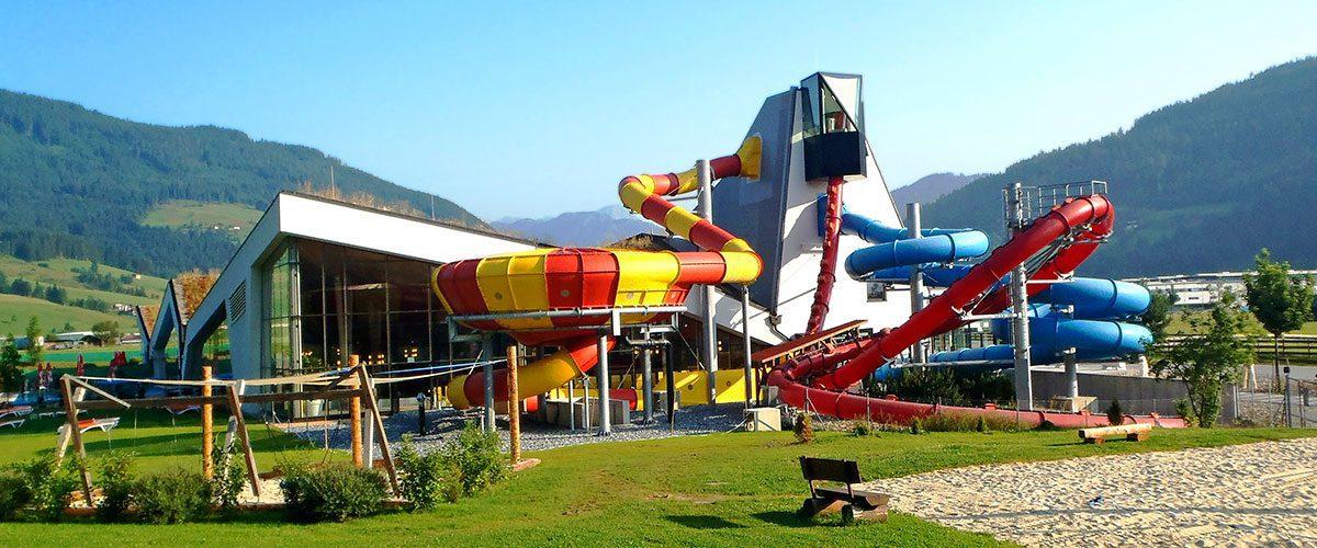 Erlebnis-Therme Amadé - Ausflugsziele rund um Flachau
