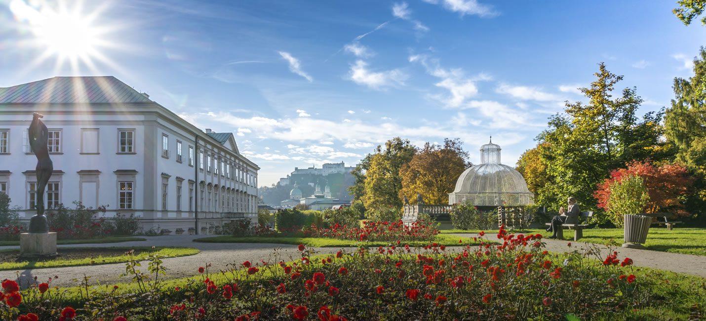 Ausflugsziele im Salzburger Land & Stadt Salzburg