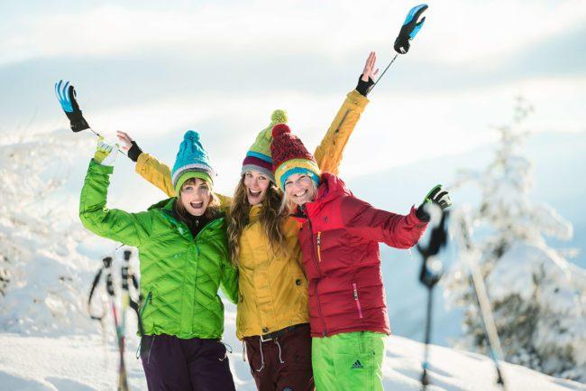Schneeschuhwandern im Winterurlaub in Flachau, Salzburger Land