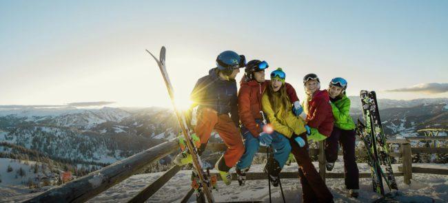 Skiurlaub, Skipauschalen in Flachau, Ski amadé