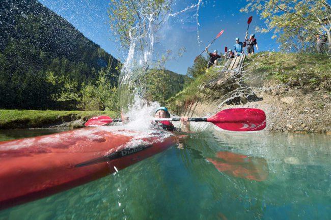 Abenteuersport - Sommerurlaub in Flachau