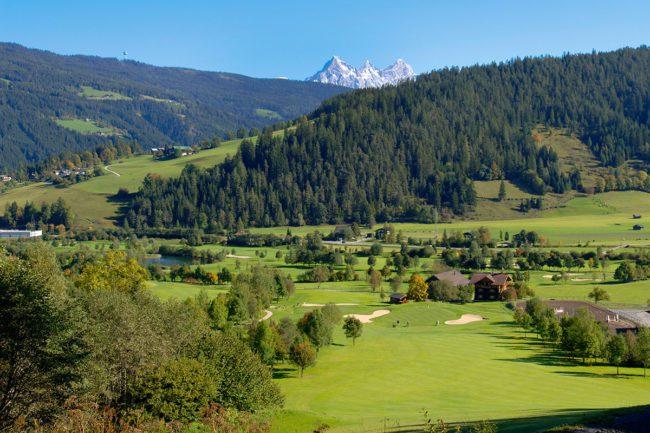 Golfen in Radstadt - Sommerurlaub