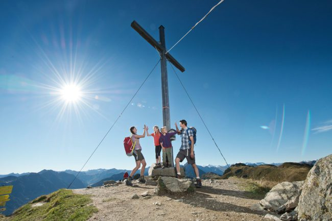 Wandern & Bergsteigen - Sommerurlaub in Flachau