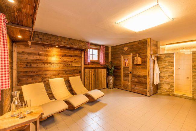 Wellnessbereich - 3 Sterne Hotel Schützenhof in Flachau